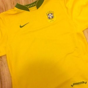 Brazil Shirt . Used one time